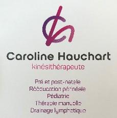 Caroline Hauchart Kinésithérapeute  NIVELLES