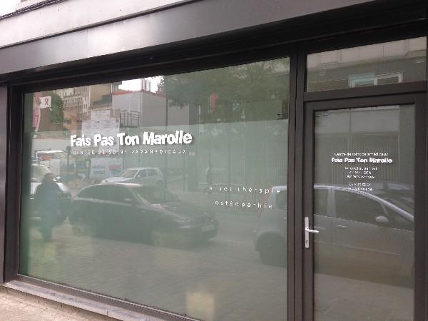 La façade rue Haute 265/267